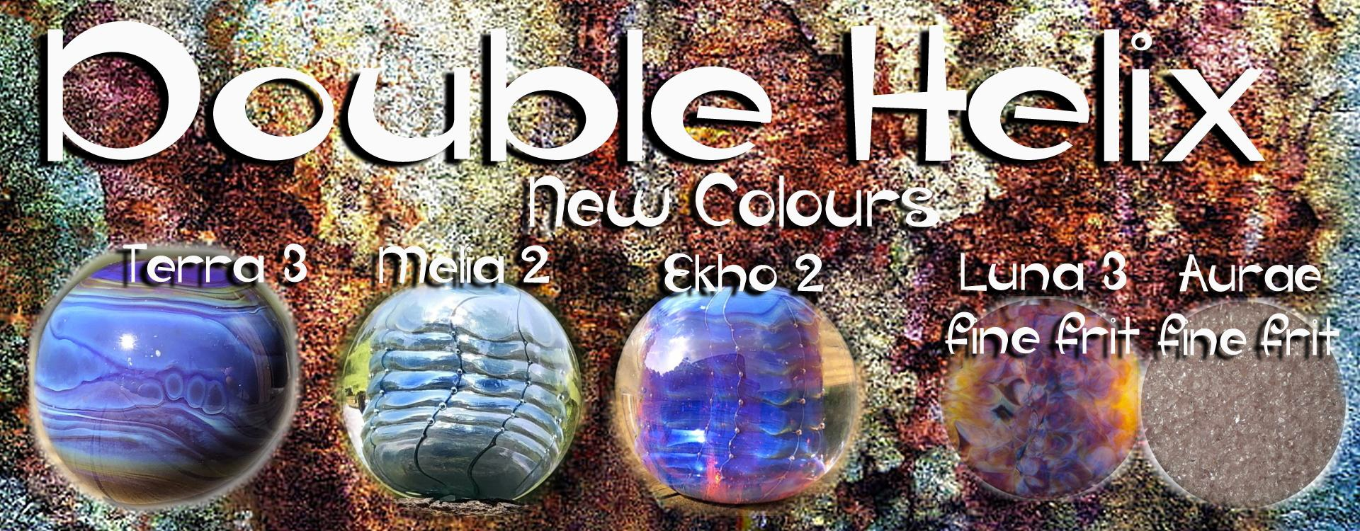 double helix new colours in stock