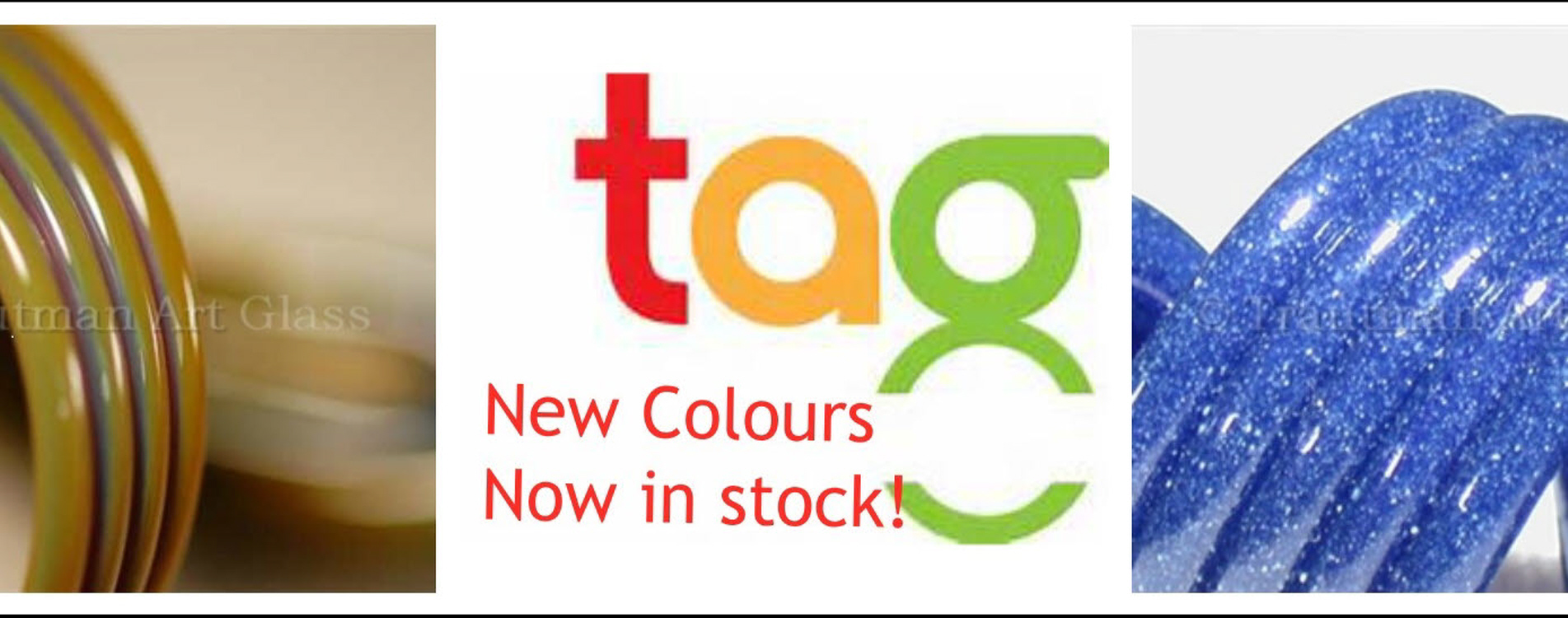 TAG new colours